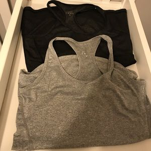 Tops - Athletic work out tank tops